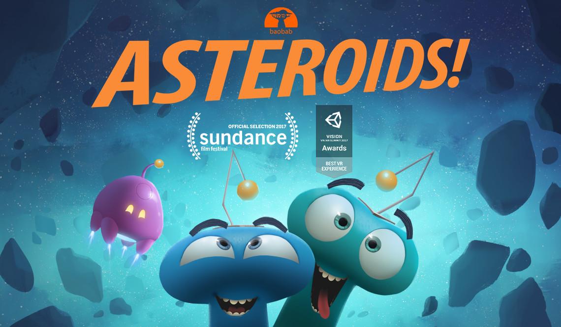Visuel Asteroids